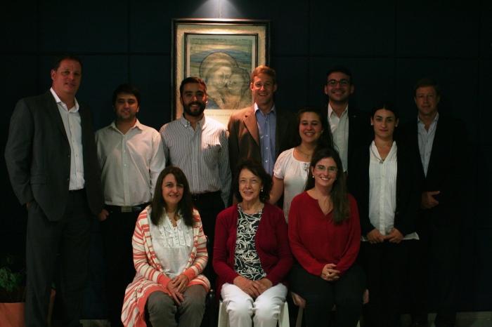 Parte del Staff Profesional de la Fundación Ceytec